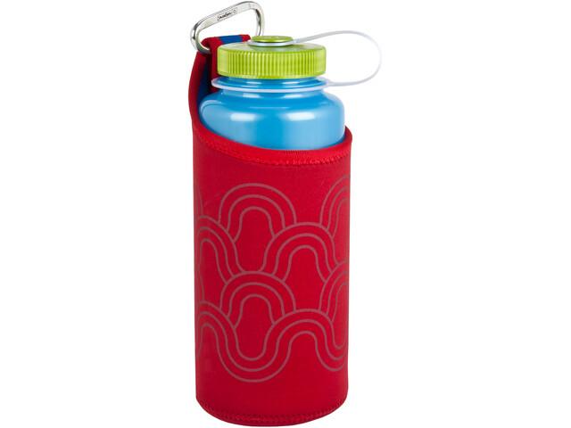 Nalgene Bottle Clothing, rosso